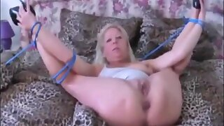 Hottest amateur BDSM, Grannies adult video