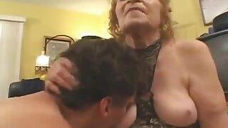 unattractive granny desires youthful knob
