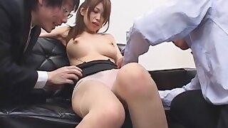 Nakadashi Office Lady Hunting