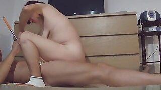 Incredible porn scene Creampie newest uncut