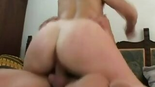 Curly Dark Brown Granny Fucking with Youthful