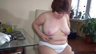 Granny And Teen In Hot Threesome