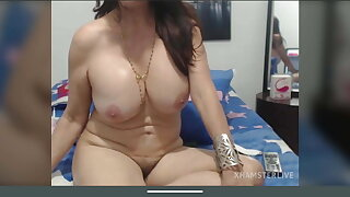 Granny hairy squirt masturbation