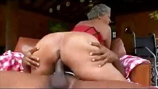 50 plus mamas love filling their fuck holes with black dicks