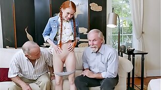 BLUE PILL MEN - Old Men Fucking y. Compilation Video!